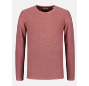Dstrezzed Pullover Ronde Hals Slim Fit Roze (405254 - 434)