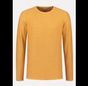 Dstrezzed Dstrezzed Pullover Ronde Hals Slim Fit Oranje (405254 - 441)