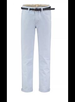 Dstrezzed Chino Slim Fit Licht Blauw Met Riem (501146-SS20 - 646)