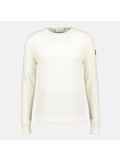 New In Town pullover close fitting broken white (8025020 - 103)