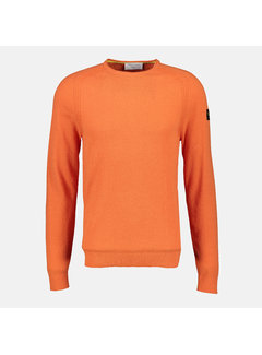 New In Town pullover close fitting orange (8025020 - 938)