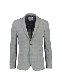 New In Town colbert ruit close fitting grey (8027111 - 224)