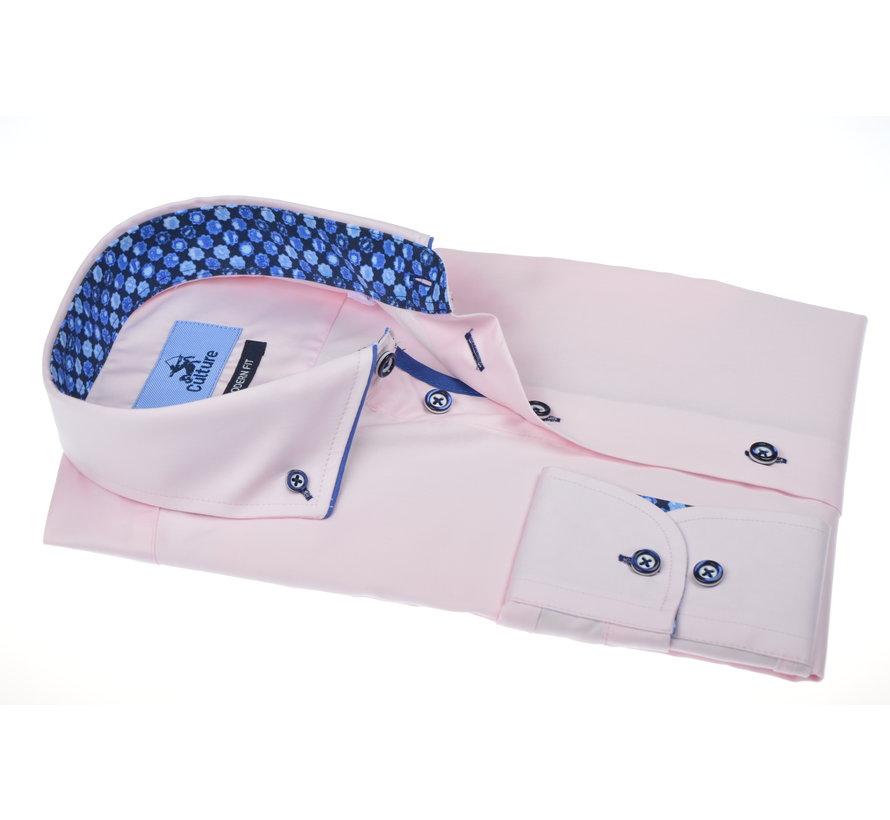 Overhemd Roze (215322 - 83)