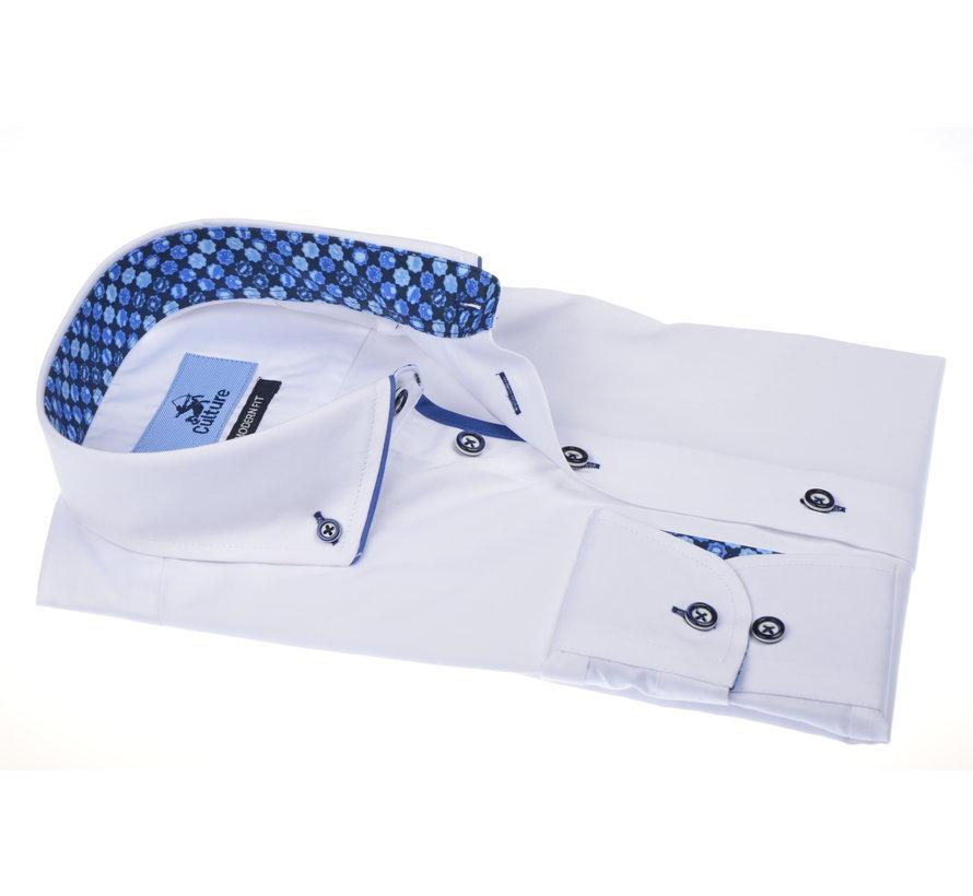 Overhemd Wit (215322 - 10)