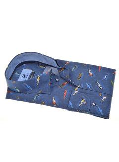 Culture Overhemd F1 Blauw (215211 - 38)