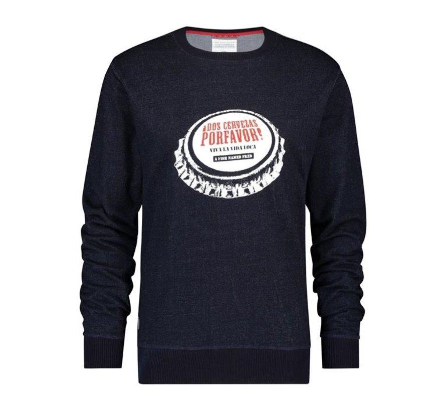 Sweater Cerveza Navy (20.01.504)