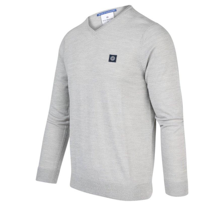 Pullover Lichtgrijs (KBIS20 - M15 Grey)