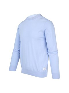 Blue Industry Sweater Lichtblauw (KBIS20 - M1 - Sky)