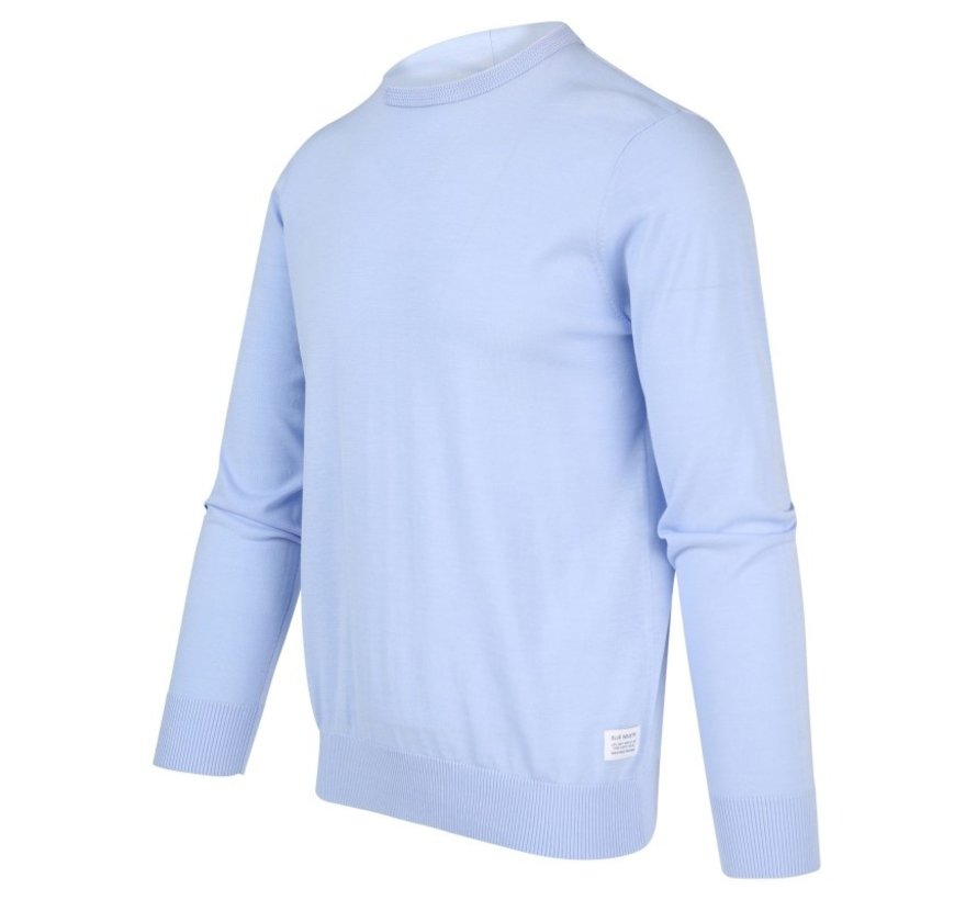 Sweater Lichtblauw (KBIS20 - M1 - Sky)