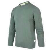Blue Industry Sweater Groen (KBIS20 - M1 - Green)