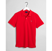 Gant Polo Original Pique SS Rugger Bright Red (2201 - 620)