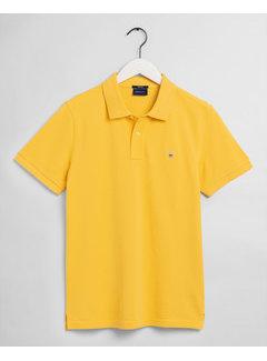 Gant Polo Original Pique SS Rugger Mimosa Yellow (2201 - 706)