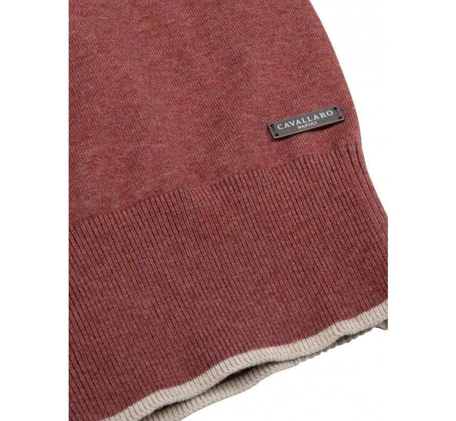 Vest Antimo Cardigan Dark Pink (1901003 - 46000)