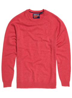 Superdry Pullover Ronde Hals Ancona Pink (M6110004A - T7W)