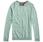 Superdry Pullover Ronde Hals Fresh Mint (M6110004A - BT7)
