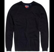 Superdry Pullover V-Hals Midnight Blue (M6110007A - GTV)