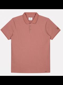 Dstrezzed Korte Mouw Polo Mini Dot Roze (202548 - 434)