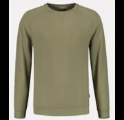Dstrezzed Sweater Crew Super Soft Army (211306 - 511)