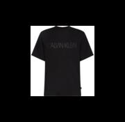 Calvin Klein T-shirt Ronde Hals Zwart (K10K105166 - BDS)