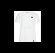 Tommy Hilfiger T-shirt Ronde Hals Met Logo Wit (MW0MW13338 - YBR)