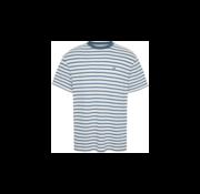 Tommy Hilfiger T-shirt Blauw/Wit Gestreept (DM0DM07808 - 0CR)