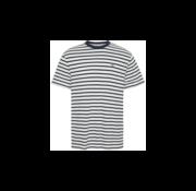 Tommy Hilfiger T-shirt Navy Blauw/Wit Gestreept (DM0DM07808 - 0ZE)