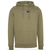 Tommy Hilfiger Hooded Sweater Olijf Groen (DM0DM08063 - L8Q)