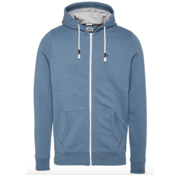 Tommy Hilfiger Vest Met Capuchon Blauw (DM0DM08101 - CZY)