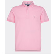 Tommy Hilfiger Polo Slim Fit Roze (MW0MW10764 - TOL)