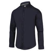 Blue Industry Overhemd Navy Blauw (2032.21)