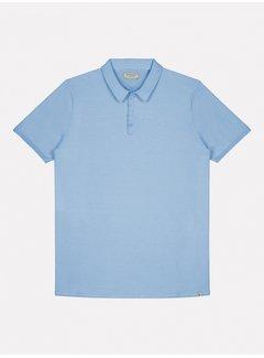 Dstrezzed Polo Korte Mouw Blauw (405258 - 625)