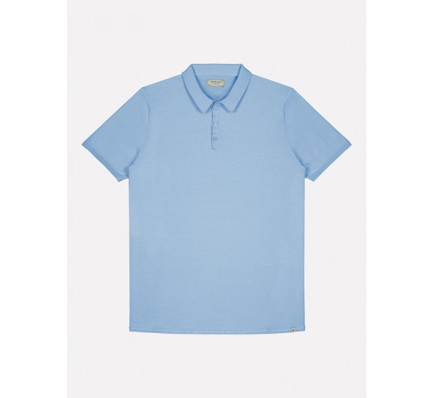 Polo Korte Mouw Blauw (405258 - 625)