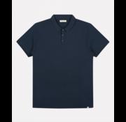 Dstrezzed Polo Korte Mouw Navy Blauw (405258 - 669)