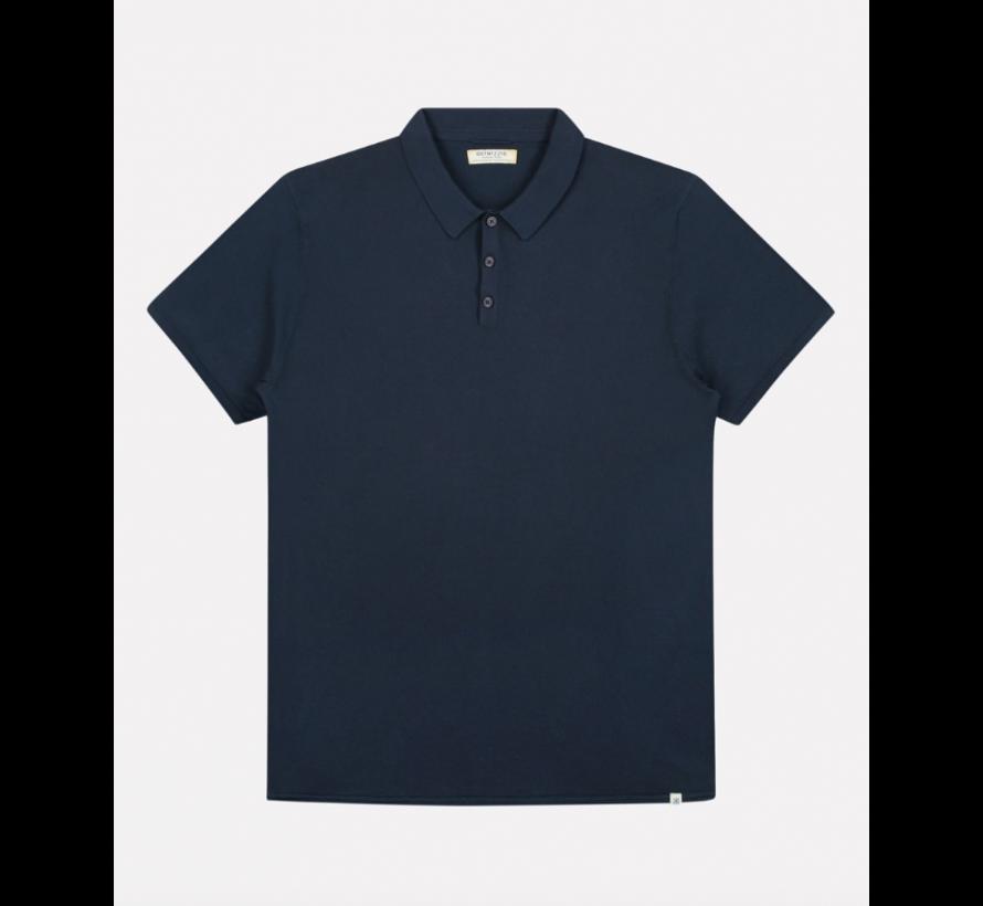 Polo Korte Mouw Navy Blauw (405258 - 669)