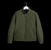 Gant Tussenjas Army Groen (7006043 - 358)