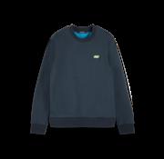 Scotch & Soda Sweater Ronde Hals Coal (155254 - 3505)