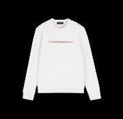 Scotch & Soda Sweater Logo Lichtgrijs (155275 - 1161)