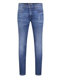 Mac Jeans Arne Pipe Jeans H585 Blauw (0517-01-1973L)N