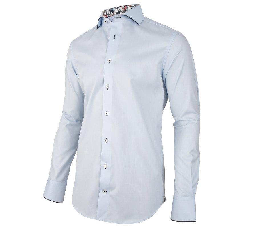 Overhemd Enzio Lichtblauw (1001087 - 61000)