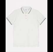 Dstrezzed Polo Korte Mouw Wit (202526 - 100)