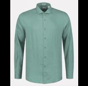Dstrezzed Overhemd Regular Fit Groen (303300 - 525)