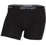 Garage Boxershorts 2-pack Classic Fit Navy (0270 - 400)