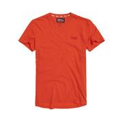 Superdry T-shirt Ronde Hals Burnt Orange (M10104MT - 11M)
