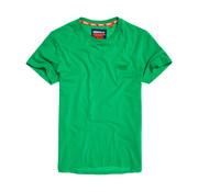 Superdry T-shirt Ronde Hals Prime Green (M10104MT - D3O)