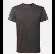 G-star T-shirt Ronde Hals Donker Bruin (D16430 - B255 - 976)