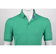 Culture Polo Uni Groen (215266 - 55)