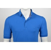 Culture Polo Uni Kobalt Blauw (215266 - 33)
