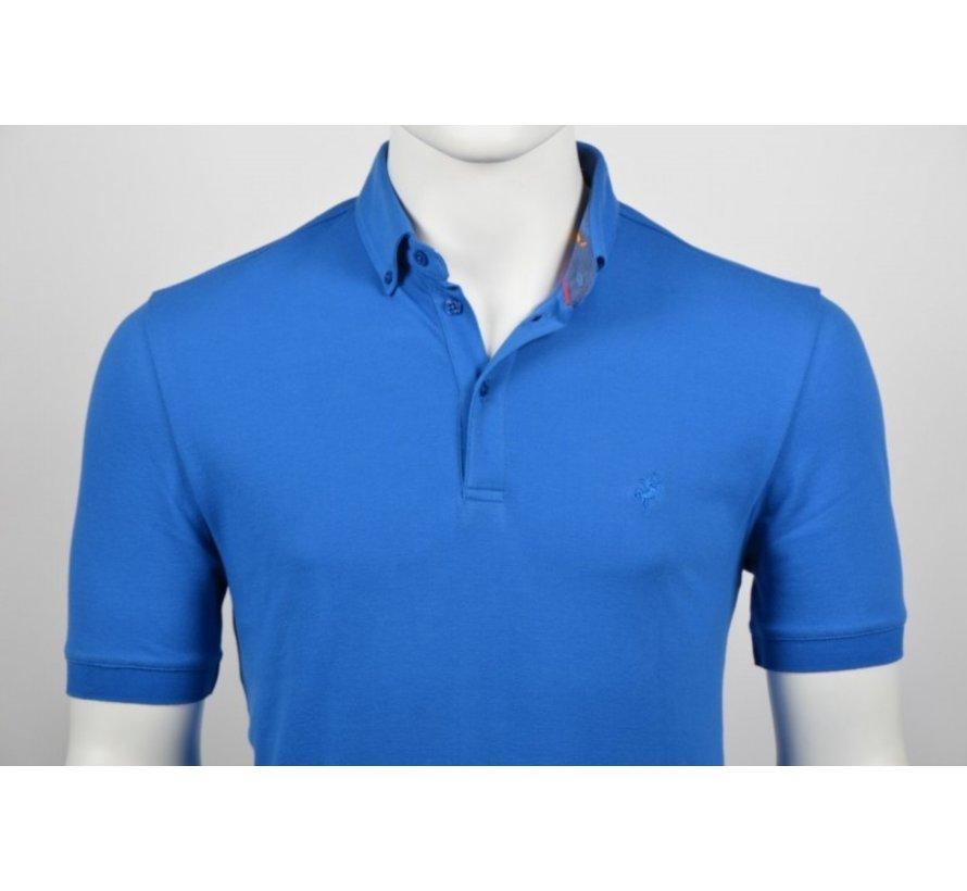 Polo Uni Kobalt Blauw (215266 - 33)