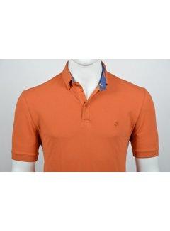 Culture Polo Uni Oranje (215266 - 95)