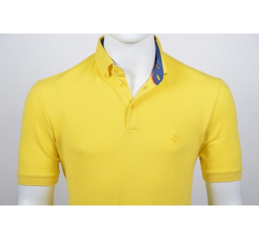Polo Uni Geel (215266 - 65)